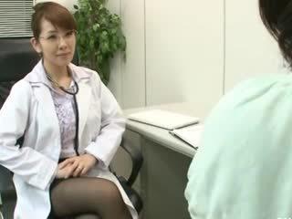 Lesbian Gynecologist 2 Part 1