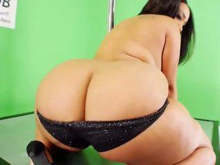 Thick Stripper Jean
