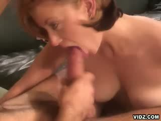 Alex Divine pretends to be a mature woman