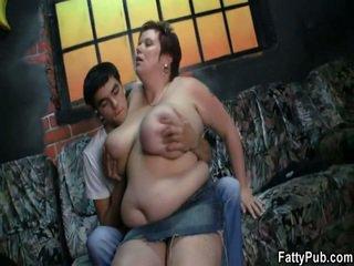 Sleaze Fatty Loves Meat