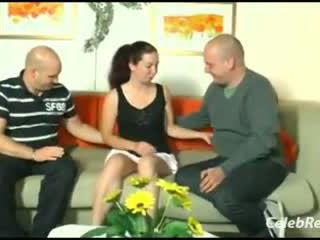 German Threesomes Sex