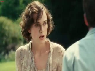 Keira Knightley Atonement