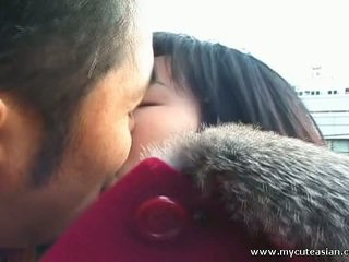 Hot Asian Outdoor Blowjob At This Point