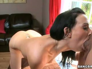 Busty darling gets wild fucking