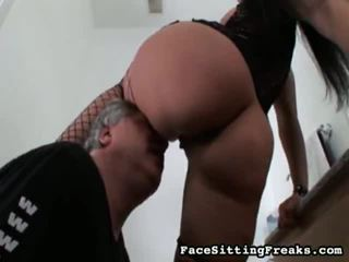 Famous Face Sitting Freaks Shows Nice Collection Of Fetish Porn Obscene Vids