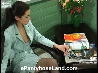 Best Stocking Sex Vids At EPantyhose Land