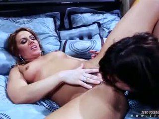 Alexa Nicole And Inari Vachs Tickle Their Hottie Fancy
