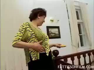 Naughty Mature Plumper Cathy