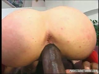 Nicole Brazzle is one black cock lover
