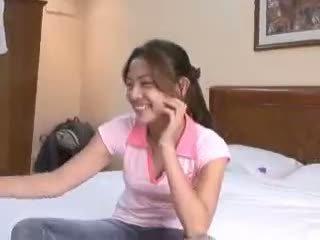 Filipina Virgin Gets Deflowered On Camera By Perverted