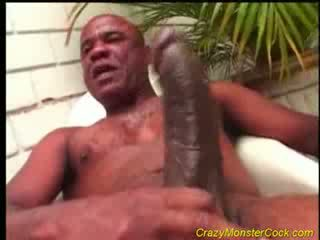 Crazy monster cock hard fuck