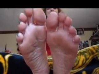 Milf Feet Joi!