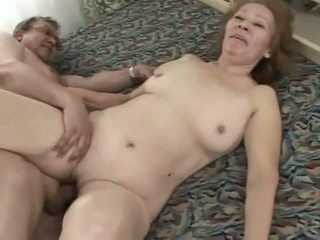 Very Old Wench Getting Group Fucked By Her Hubby