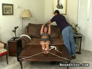 Trisha Rey Bondage