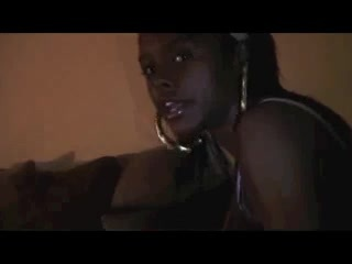 Sexy little black girl fuck by big pimp after church