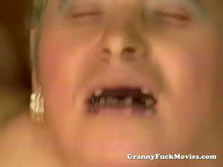 Hairy Granny Porn Video