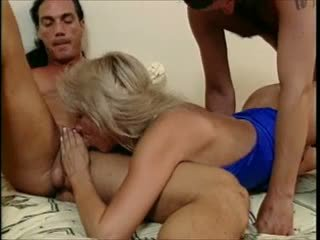 Mature play two men
