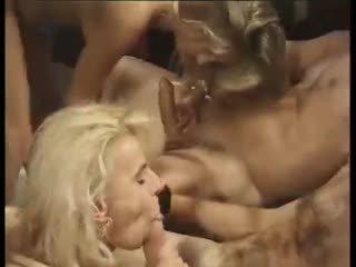 Oudere orgie