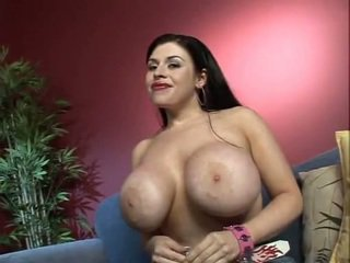 Milf with Gigantic boobs
