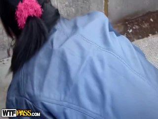 Doggy Outdoor Fucking Near Lavish Explosion