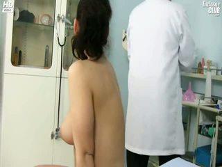 Monika Chuf Speculum Gyno Exam At Perverted Kinky Gynoclinic