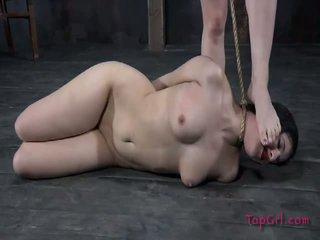 Sexy Babe Follows The Orders