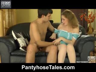 Mix Of Videos By Pantyhose Tales