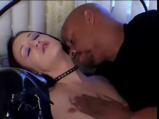 Papa - Ass fucked by black dick