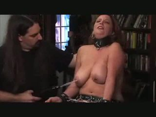 Spanked And Pussy Shocked Video