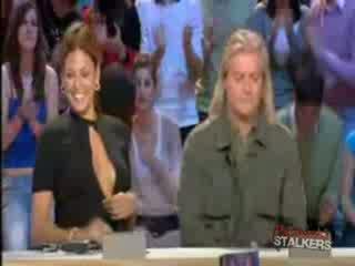 Eva Mendes Side titties