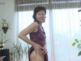Nice Old Milf Loves To Play Sex Game Xxx Game Close To Herself