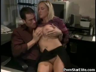 Office Fucked Calli Cox