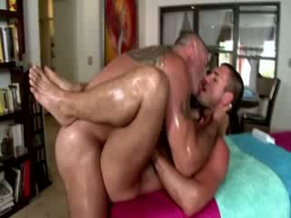 Straight hunky amateur gets his ass slammed