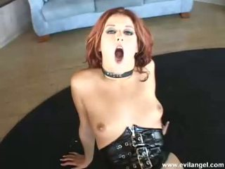 Sexy Babe Trisha Rey Gets Sprayed On Her Warm Mouth