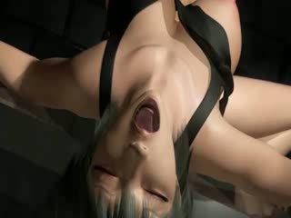 hentai 3D FMMM Four some
