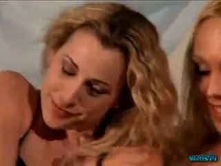 Holly Hollywood and Mary Carey