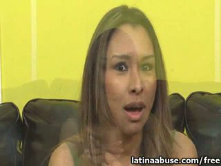 Nataly Rosa Gets Face Fucked Video