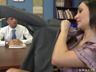 Will You Help Me Cumming Mr. Teacher?