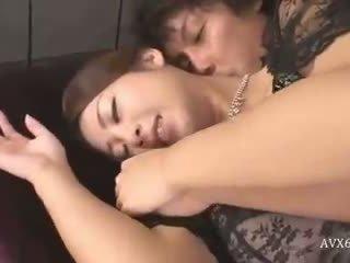 JAV Model Satomi Suzuki rammed hard
