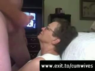 wives and GFs facialized and sprayed with cum