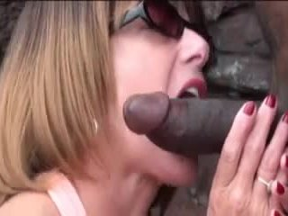Cuckold at the beach with BBC Video