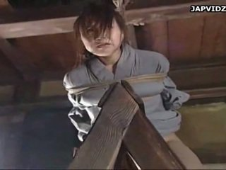 Asian Teen Bondage Action