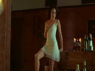 Maggie Q - Naked Weapon Video
