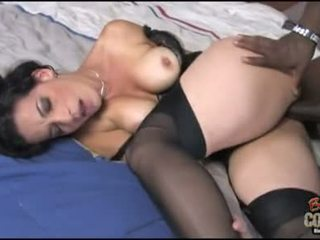 Sexual Melissa Monet Receives Her Pussy Crammed With Cock