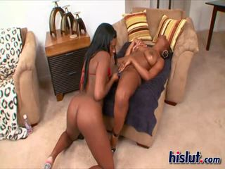 Jaycin got with Kenya to test new toys out
