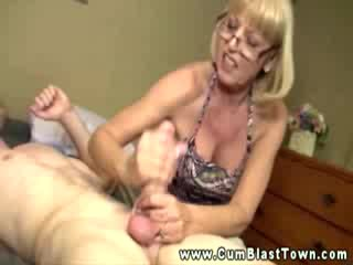 Milf loves her babe studs cock so she can get her cum