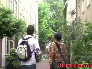 Hooker Gets Fingerd By Tourist