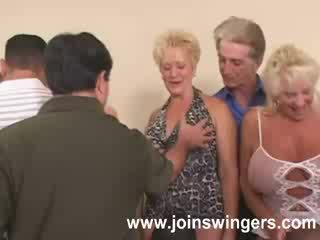 Experienced group lovemaking party