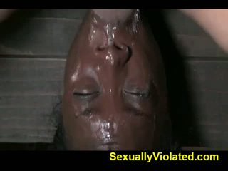 Anna Foxxx Inverted And Throat Fucked 1