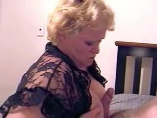 Mature Fanny Loves Cock
